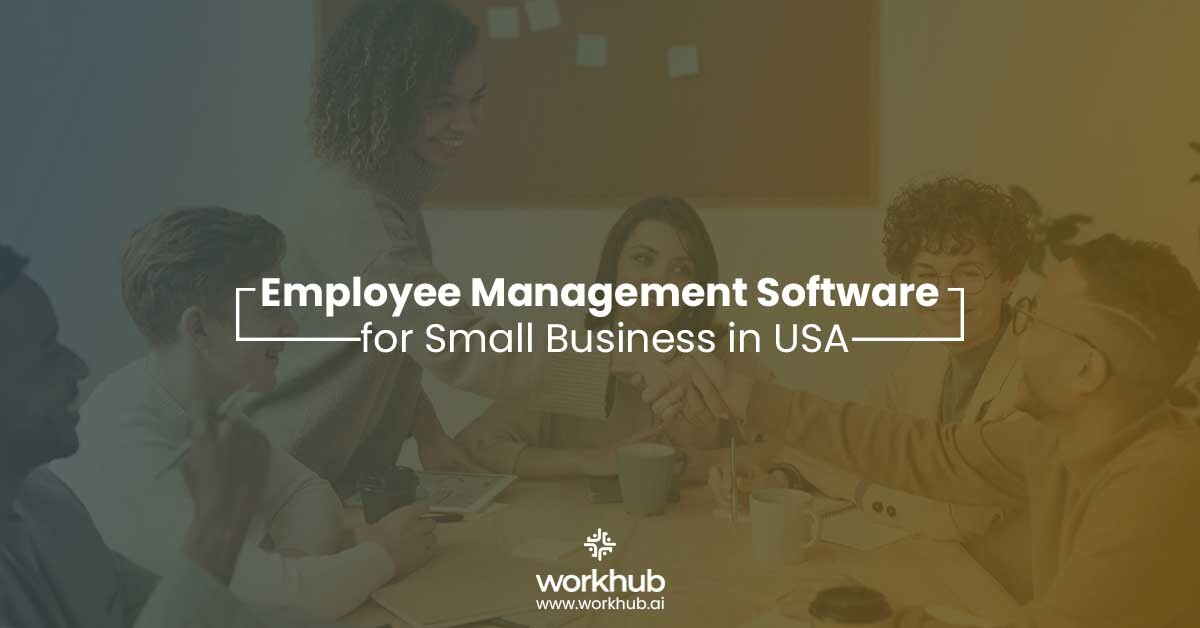Employee Management Software for Small Business in USA