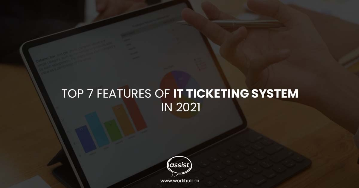 Top 7 Features of IT Ticketing System in 2021
